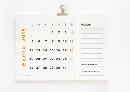 Calendario-para-escritores-2015