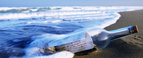 Coolest Message In a Bottle Stories (message in a bottle - Oddee