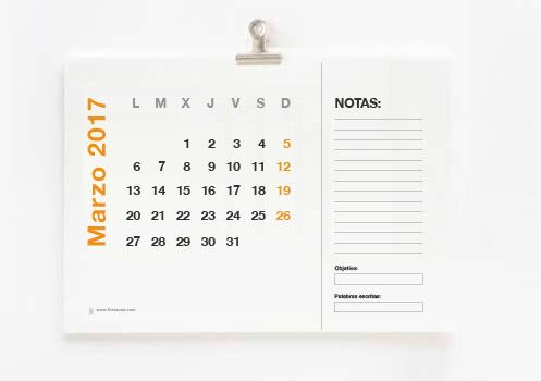 calendario-para-escritores-2017