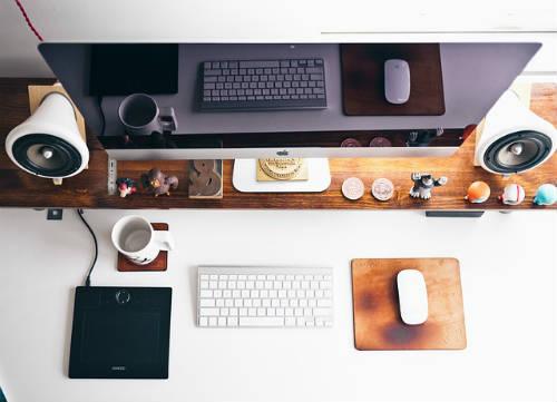 escritorio escritura creativa