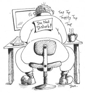 Emprende escribiendo o las 11 reglas para convertirse en escritor profesional
