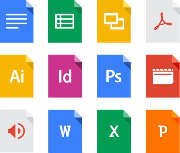 google drive para escribir