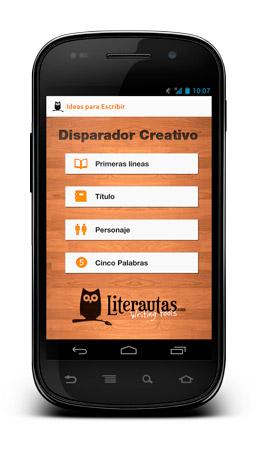 App para escritores ideas para escribir