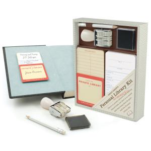kit del bibliotecario