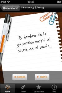 Sobre Escritura Misterioso Literautas Ejercicio El De CqztB