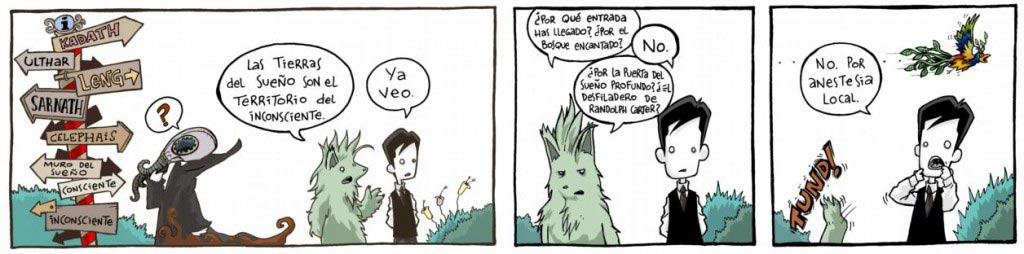 El Jovel Lovecraft