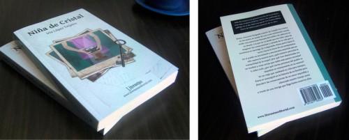 Niña de Cristal, la novela, ya disponible en papel
