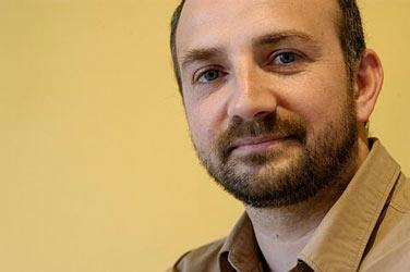 El escritor mallorquín Román Piña