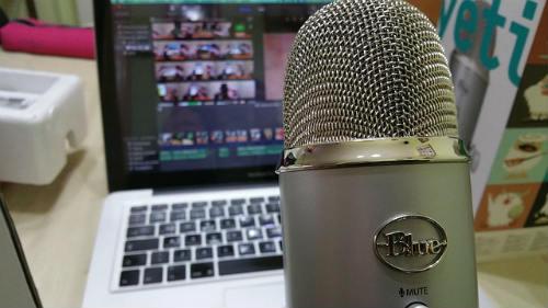 un podcast para escritores