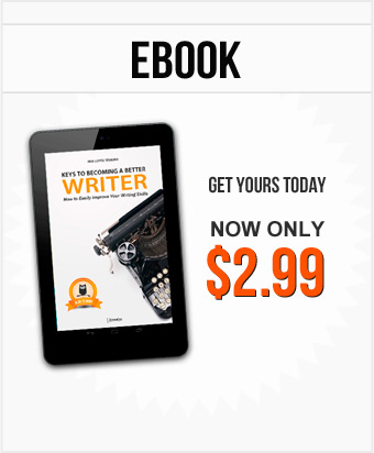 Keys to Becoming a Better Writer Ebook